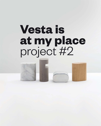 Vesta is at may place Project2 catalog - vesta tende